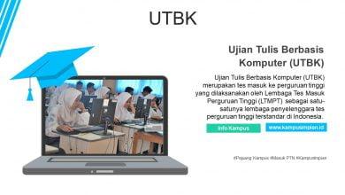 Photo of Info UTBK Terbaru 2020: Jadwal, Persyaratan & Alur Pendaftaran