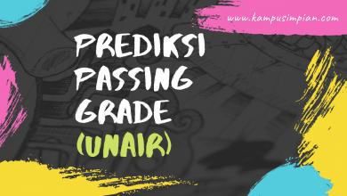 Passing Grade SNMPTN & SBMPTN UNAIR