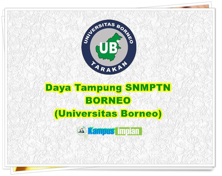 Peluang Masuk Borneo 2020/2021