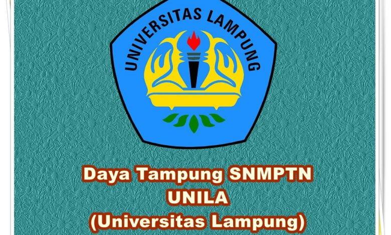 SNMPTN Universitas Lampung 2020/2021