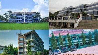 Daftar Seluruh Akademik yang ada di Jawa Barat
