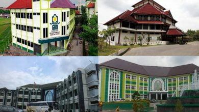 Institut Terpopuler di Jawa Tengah