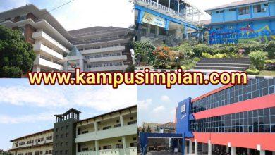 Daftar Politeknik yang ada di Kota Bandung