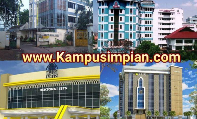 Daftar Institut Terbaik di Jakarta