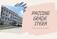 Passing Grade NIlai UTBK ITERA