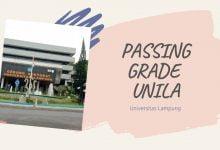 Daftar Passing Grade dan Nilai UTBK UNILA